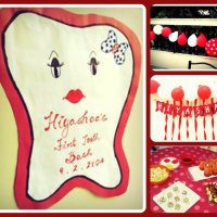 Whacky Party Idea: H's First Tooth Party