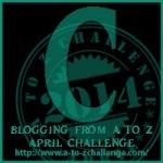#AtoZBlogging