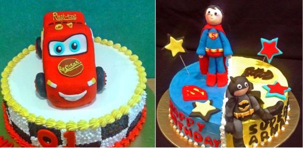 Cakes from Cakeline