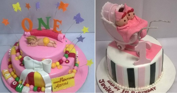 Cakes from Pattiseirie Uno