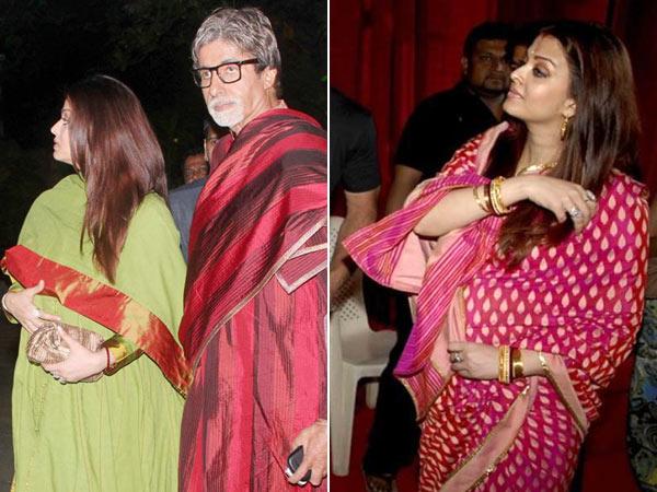 Aishwarya pregnant