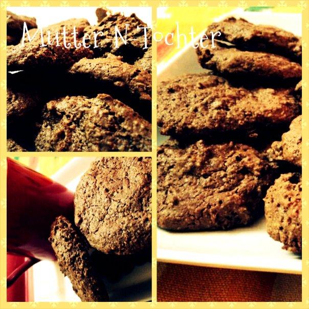 Almond Oats teething cookies