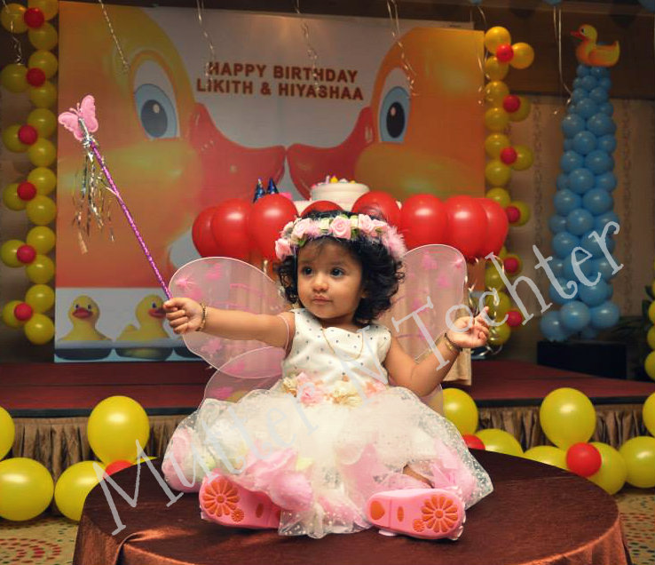 Birthday Party Idea: Rubber Ducky Theme First Birthday