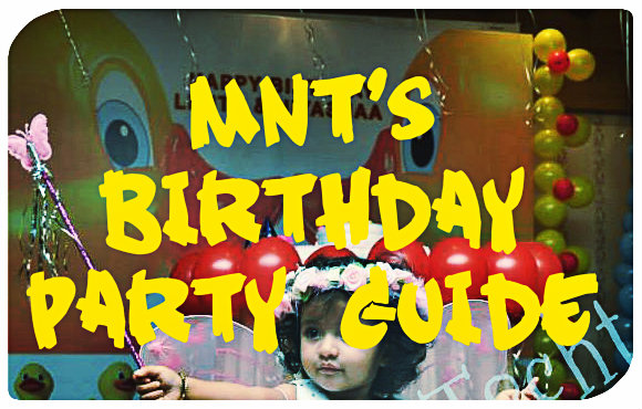 MnT's Birthday Party Guide