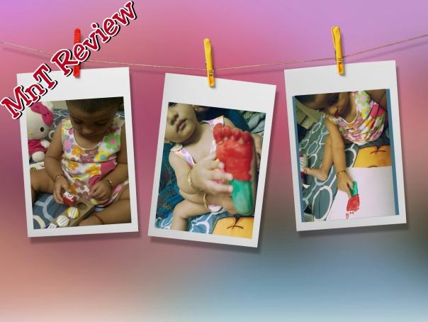 ToyKraft FingerPainting