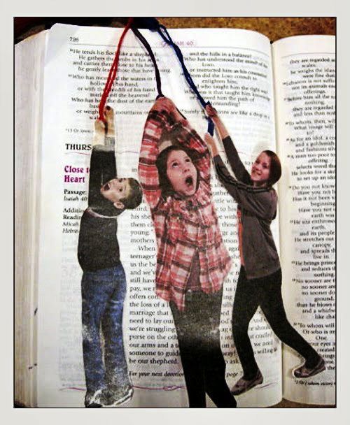 Father's Day Gift Bookmarks