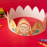 Father's Day Printables king of the day