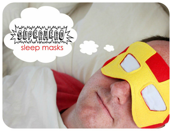 Superhero-Sleep-Masks