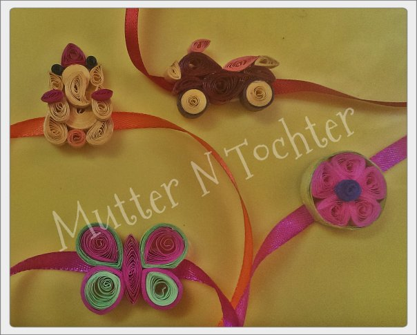 Reusable Handmade Rakhi