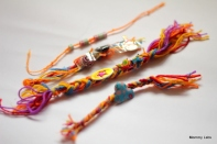 Wool Yarn Rakhi