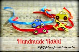 Cars & Planes Rakhi