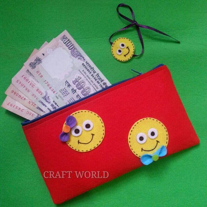 Card Making Ideas For Raksha Bandhan Part - 34: Personalised, Handmade Raksha Bandhan Gifts / Return Gifts    Mutter-n-Tochter