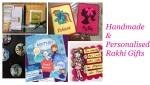 Personalised & Handmade Raksha Bandhan Gifts / Return Gifts
