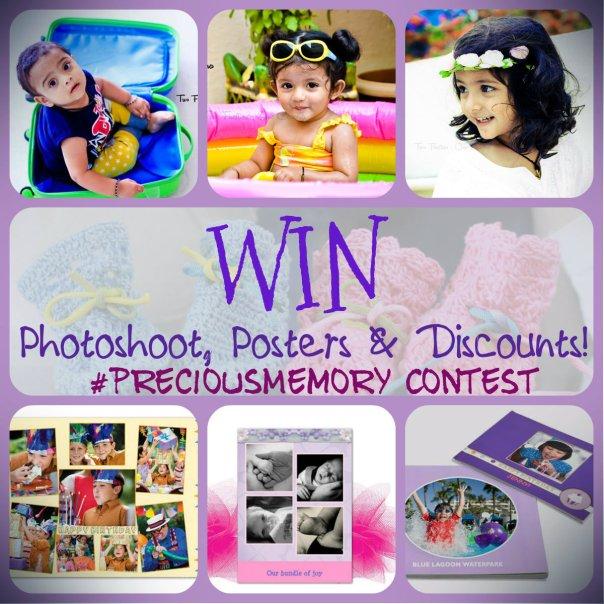 #PreciousMemory Contest