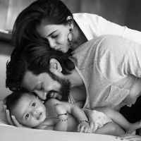 *UPDATE 2* Exclusive first look: Riteish Deshmukh & Genelia's baby's photo