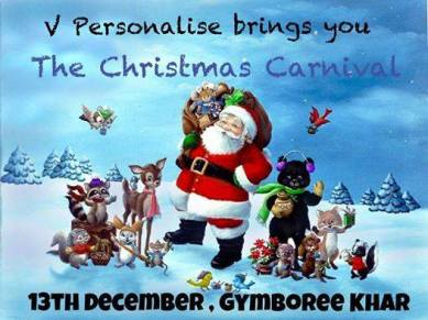 The Christmas Carnival by Gymboree