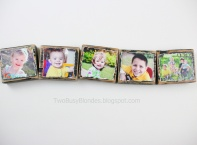 Photo Display Option: DIY Photo Blocks