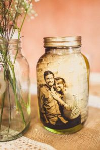 Photo Display Options: photo jar