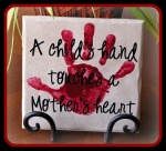 Mother's day activity for toddler