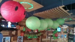 Theme Party Idea: The Very Hungry Caterpillar Birthday Party - Decor