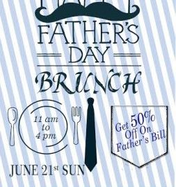 Father's Day event in Mumbai d'bell