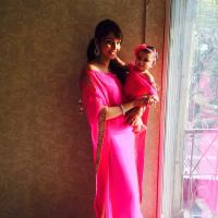 Check out: Khallas girl Isha Koppikar with her daughter
