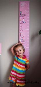 Birthday tradition growth chart