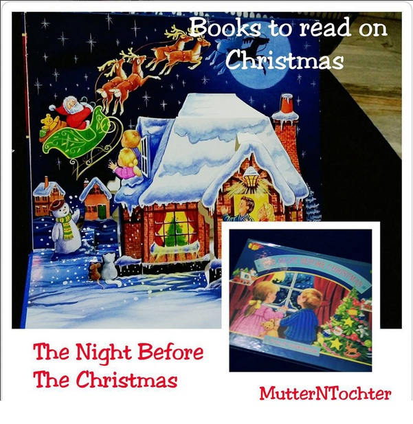 Books to read on Christmas