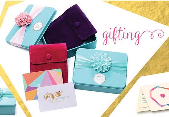 gempetit gifting