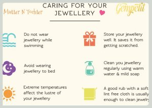 How to take care of your jewellery