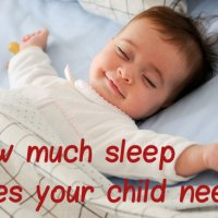 How much sleep does your child need? (Newborn to 8 Years)