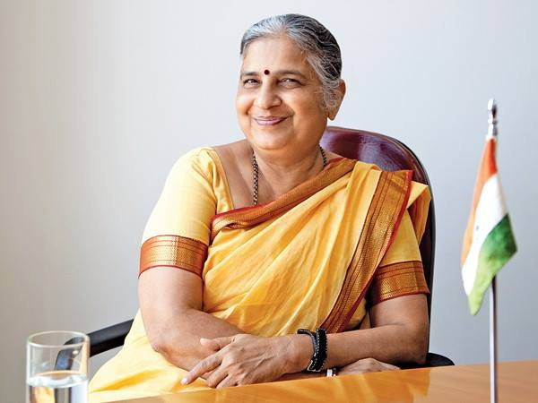 Story Session with Sudha Murthy