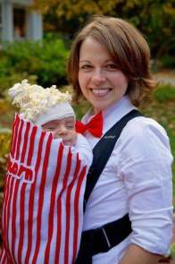 Unique Baby Wearing styles