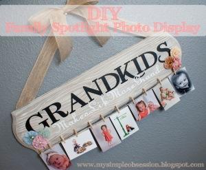 grandkids photodisplay