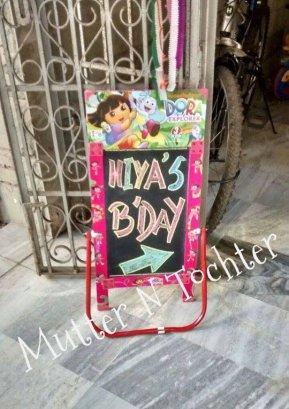 Dora Birthday Party 1