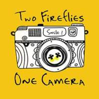 Two Fireflies One Camera