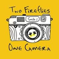 Two Fireflies One Camera