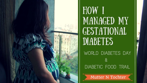 How I Managed My Gestational Diabetes