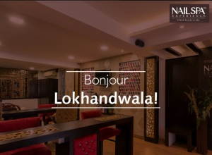 Nailspa Experience at Lokhandwala