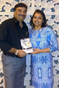 Seema Pinto and Manoj Pinto, Co-founders The Diabetic Food Trail
