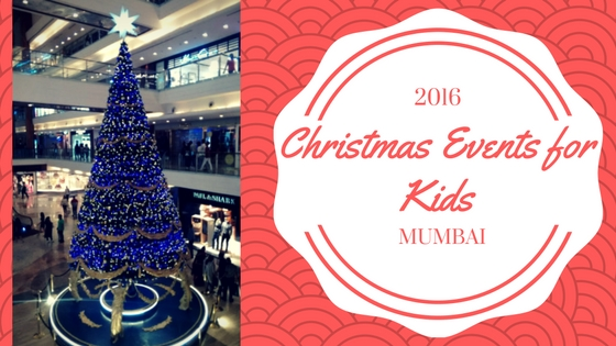 Christmas Events for Kids in Mumbai