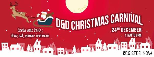 Christmas events for kids in Mumbai 2016: Dolled & Dapper Christmas Carnival