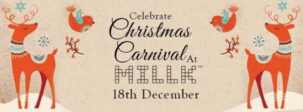 Christmas Events for kids in Mumbai 2016: Millk