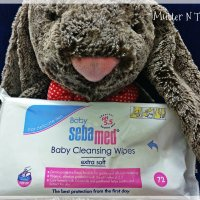 Review: Sebamed Baby Cleansing Wipes & Feminine Intimate Wash