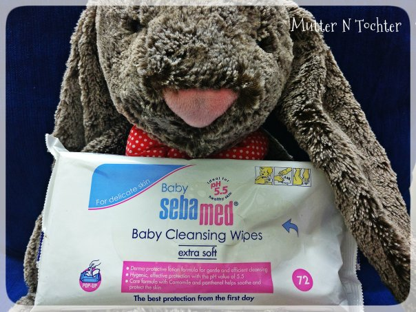 Sebamed Baby Wipes