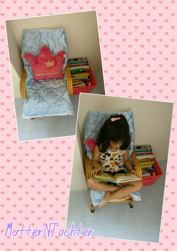 Kids Room Decor: Reading corner