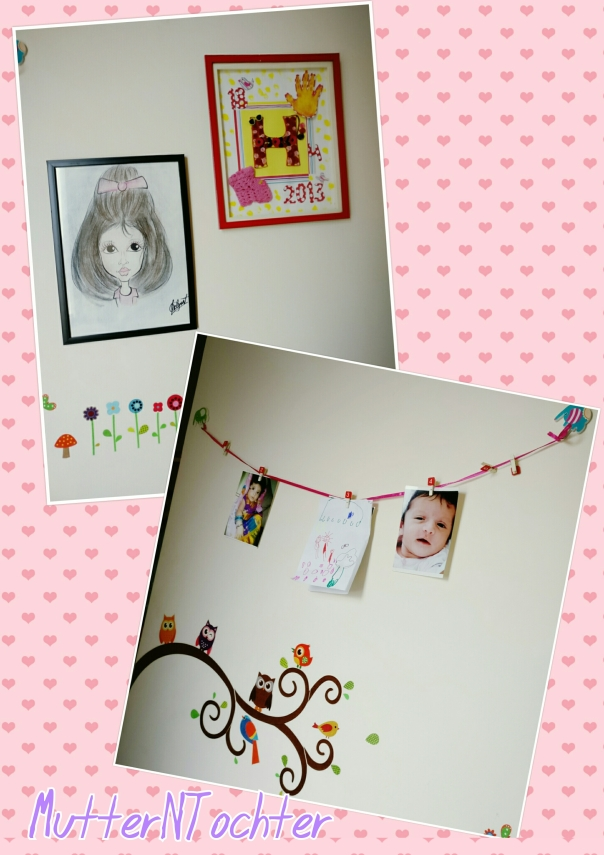 Kids Room Decor: Gallery Wall
