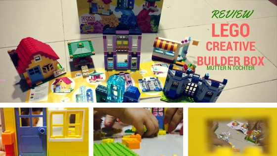Review: Fire up your child's imagination with Lego Creative Builder ...
