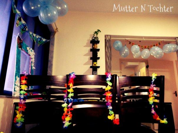 Moana Theme Birthday Party