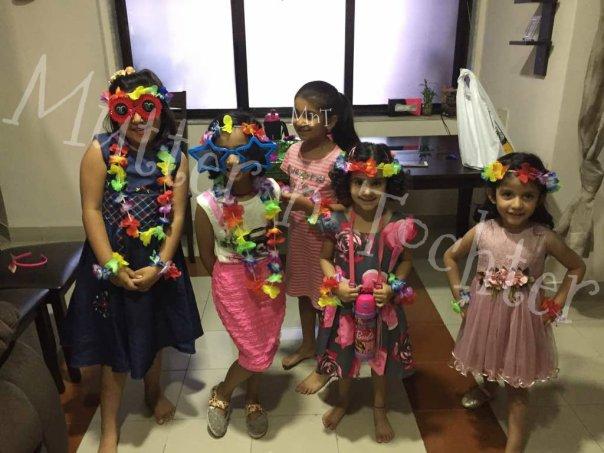 Moana Theme Party